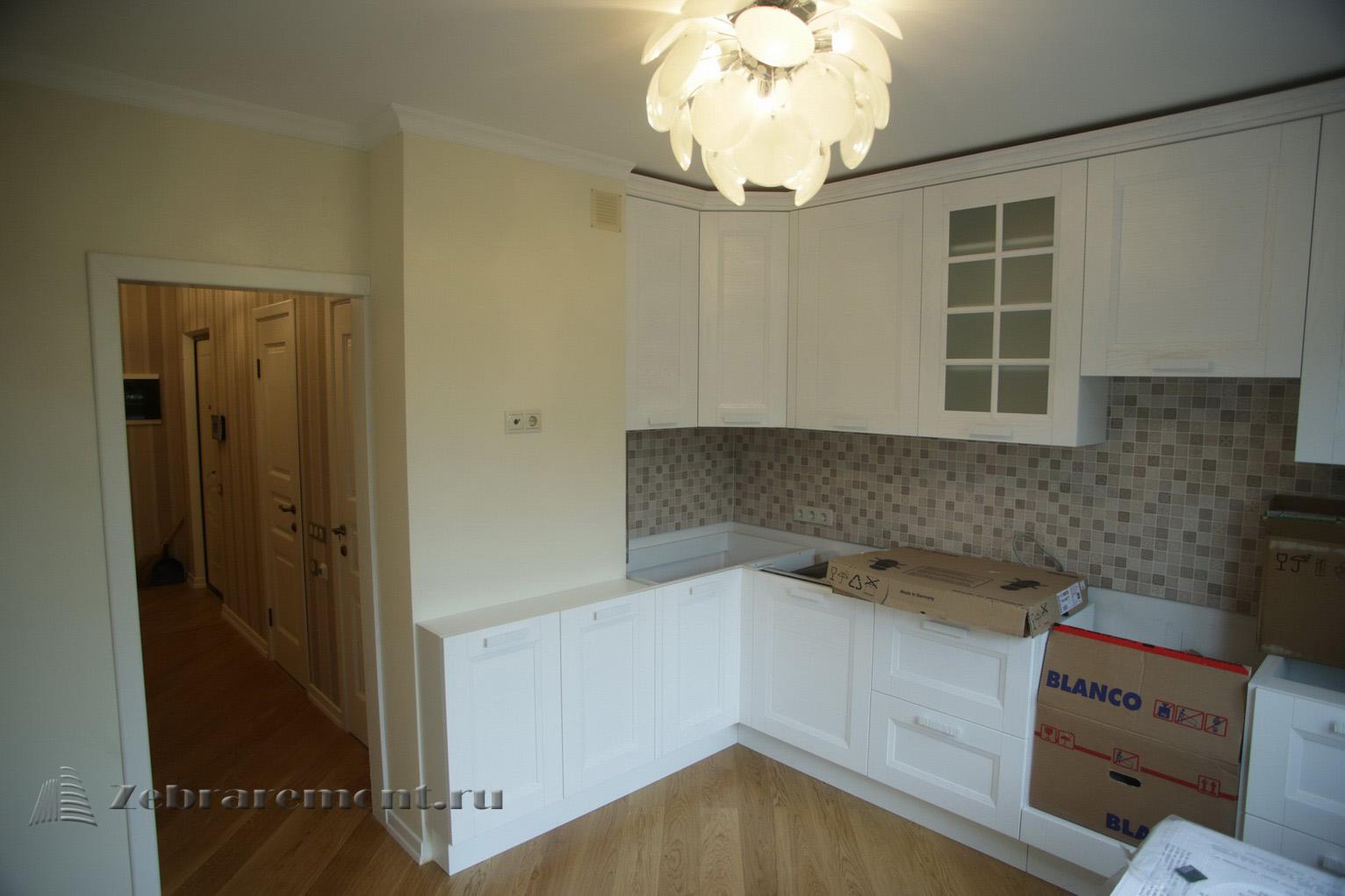 Отделка квартир под ключ в Красногорске, цены на