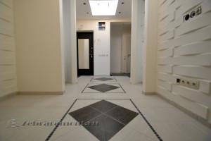 Ремонт трехкомнатной квартиры по дизайн-проекту, Бутово